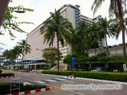 Галерея Ambassador City Jomtien Ocean Wing 4*