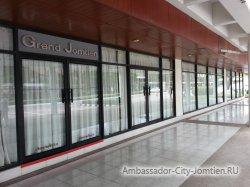 Фотогалерея Ambassador City Jomtien Ocean Wing: зал для официальных делегаций в крыле Океан