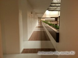 Фотогалерея Ambassador City Jomtien Ocean Wing: 17 этаж, вид на коридор гостиницы
