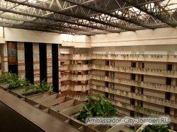 Фотогалерея Ambassador City Jomtien Ocean Wing: 17 этаж, вид изнутри