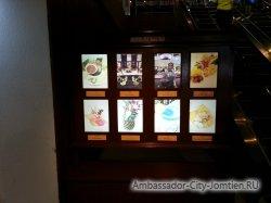 Фотогалерея Ambassador City Jomtien Ocean Wing: ассортимент китайского ресторана