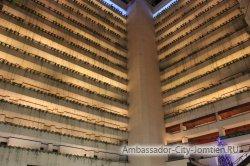 Фотогалерея Ambassador City Jomtien Ocean Wing: вид внутри гостиницы