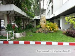 Галерея Ambassador City Jomtien Garden Wing 3*