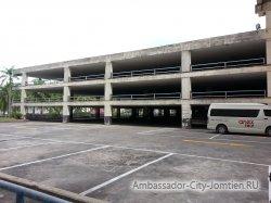 Фотогалерея Ambassador City Marina Tower Wing 3*: автостоянка и вертолетная площадка