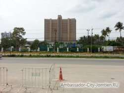 Галерея Ambassador City Jomtien Marina Tower Wing 3*