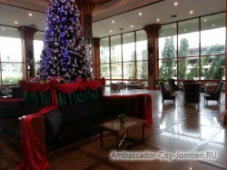 Фотогалерея Ambassador City Marina Tower Wing 3*: вид в холле - 3
