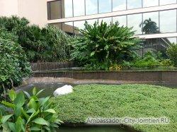 Фотогалерея Ambassador City Marina Tower Wing 3*: ландшафтный дизайн (искусственный водопад)