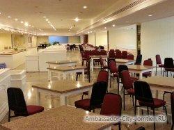 Фотогалерея Ambassador City Marina Tower Wing 3*: шведский стол (завтраки) для постояльцев отеля