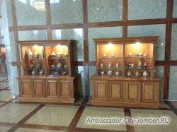 Фотогалерея Ambassador City Marina Tower Wing 3*: что-то вроде маленького музея