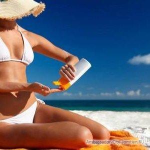 Как выбрать солнцезащитный крем в Тайланде