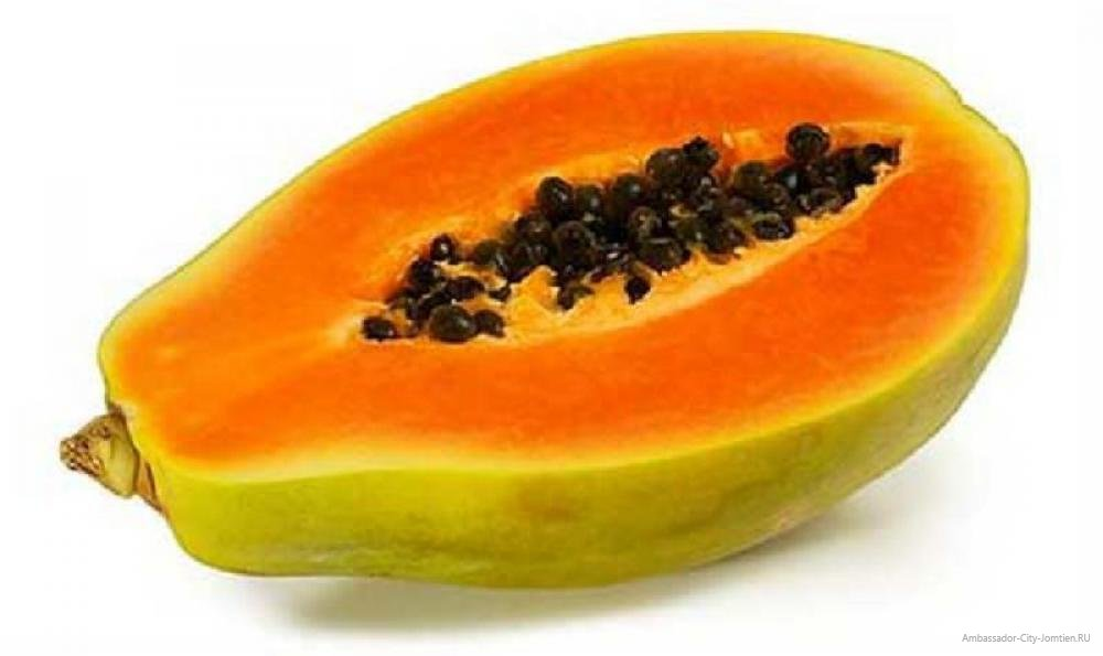 папайя фрукт полезные свойства