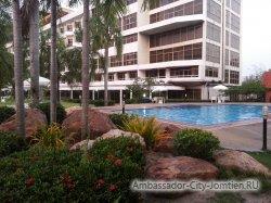 Фотогалерея отеля Ambassador City Jomtien Ambassador Wing 2*: бассейн