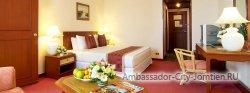Фото 1 номера отеля Ambassador City Jomtien Ocean Wing 4*