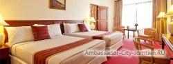 Фото 3 номера отеля Ambassador City Jomtien Ocean Wing 4*