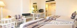 Фото 2 номера отеля Ambassador City Jomtien Garden Wing 2*