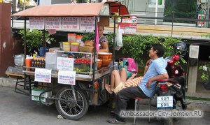 Почему Тайланд -