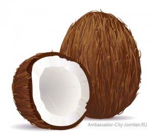 Почему в самолете запрещено провозить кокос?