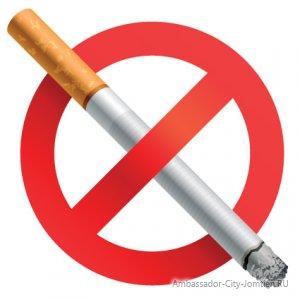 Где в Тайланде запрещено и разрешено курить сигареты