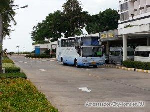 Трансфер из отеля в аэропорт и вылет из аэропорта Бангкока