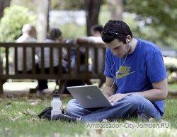 Интернет в Тайланде и гостинице Ambassador City Jomtien