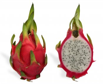 Питайя или питахайя - экзотический фрукт Тайланда