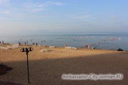 Пляж Джомтьен - самый чистый пляж в Паттайе