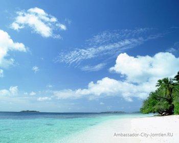 Один из пляжей Паттайи