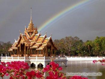 Провинция Канчанабури, Аютхайя - древняя столица Тайланда