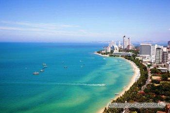 Курортный город Тайланда - Паттайя