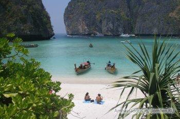 Тайланд, остров Ди Каприо (Пхи-Пхи)