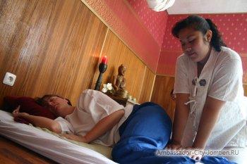 У тайского массажа имеются противопоказания