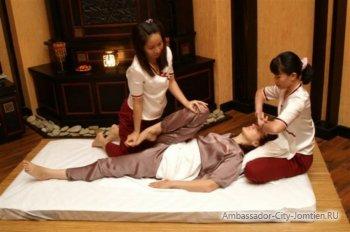 История появления Тайского массажа
