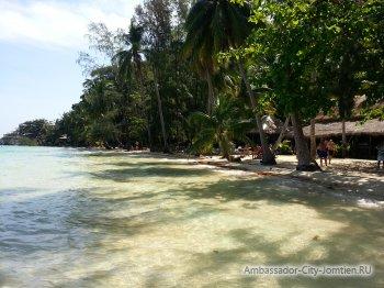 Пляж на острове Ко Вай