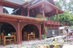 В этом кафе на острове Чанг будут кормить обедом и ужином во время экскурсии