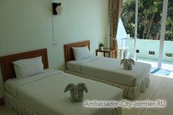 На этих кроватях туристы переночуют на Ко Чанге