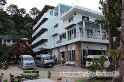Отель, в котором туристы будут жить на Ко Чанге