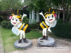 Галерея Big Bee - пчелиная ферма в районе Паттайи