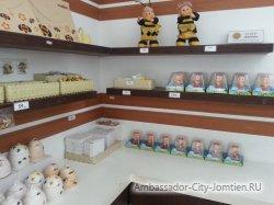Big Bee: сувенирная продукция