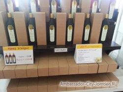 Big Bee: в таких бутылках продается... уксус!