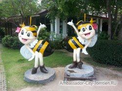 Big Bee - пчелиная ферма в Паттайе
