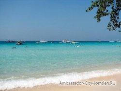 Пляжи острова Лан (Ко Лан, Паттайя) проходят серьезную проверку