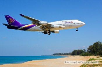 Увеличение нормы бесплатного багажа для пассажиров Thai Airways