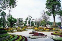 Парк миллион-летних камней в Паттайе