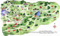 Открытый зоопарк Као Кео возле Паттайи
