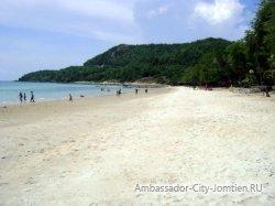 Пляж Сай Кео Бич - военный пляж (Military Beach) в Паттайе