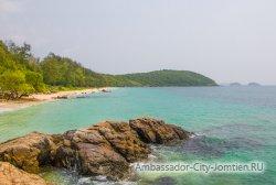Пляж Хат Нанг Рам (Hat Nang Ram Beach) в Паттайе