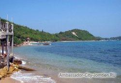 Пляж Таяй на Ко Лан