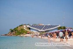 Пляж Самае на Ко Лан