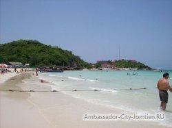 Пляжи острова Ко Лан (Паттайя)