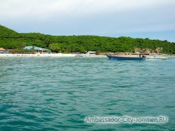 Пляж Тонгланг на Ко Лан